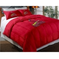 "St. Louis Cardinals MLB Twin Chenille Embroidered Comforter Set with 2 Shams 64"" x 86"""
