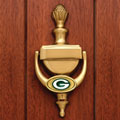 Green Bay Packers NFL Brass Door Knocker