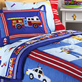 Heroes Full Comforter / Sheet Set
