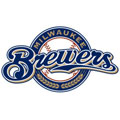 Milwaukee Brewers Logo Fathead MLB Wall Graphic