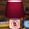 St. Louis Cardinals MLB Accent Table Lamp