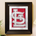 St. Louis Cardinals MLB Laser Cut Framed Logo Wall Art