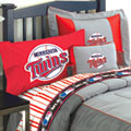 Minnesota Twins Twin Size Sheet Set