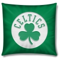 "Boston Celtics   NBA 18"" x 18"" Cotton Duck Toss Pillow"