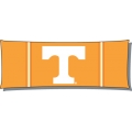 "Tennessee Volunteers NCAA College 19"" x 54"" Body Pillow"