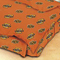 Oklahoma State Cowboys 100% Cotton Sateen Twin Bed Skirt - Orange