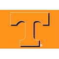 "Tennessee Volunteers NCAA College 39"" x 59"" Acrylic Tufted Rug"