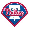 Philadelphia Phillies Logo Fathead MLB Wall Graphic