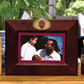 "Indiana Hoosiers NCAA College 8"" x 10"" Brown Horizontal Picture Frame"