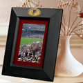"Atlanta Falcons NFL 10"" x 8"" Black Vertical Picture Frame"