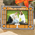 "Tennessee Vols NCAA College 6.5"" x 9"" Horizontal Art-Glass Frame"