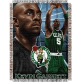 "Kevin Garnett NBA ""Players"" 48"" x 60"" Tapestry Throw"