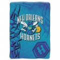 "New Orleans Hornets NBA ""Tie Dye"" 60"" x 80"" Super Plush Throw"