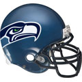 Seattle Seahawks Helmet Fathead NFL Wall Graphic