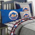 New York Mets Twin Size Sheets Set