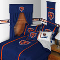 Chicago Bears MVP Bed Skirt