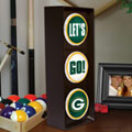 Green Bay Packers NFL Stop Light Table Lamp