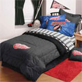 Detroit Redwings Denim Pillow Sham