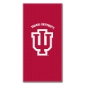 "Indiana Hoosiers College 30"" x 60"" Terry Beach Towel"