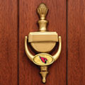 Arizona Cardinals NFL Brass Door Knocker