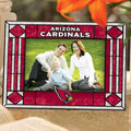 "Arizona Cardinals NFL 6.5"" x 9"" Horizontal Art-Glass Frame"