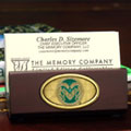 Colorado State Rams NCAA College Business Card Holder