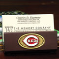 Cincinnati Reds MLB Business Card Holder