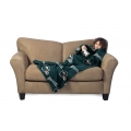 Philadelphia Eagles NFL Juvenile Fleece Comfy Throw