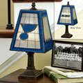 St. Louis Blues NHL Art Glass Table Lamp