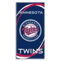 "Minnesota Twins MLB 30"" x 60"" Terry Beach Towel"