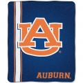 "Auburn Tigers College ""Jersey"" 50"" x 60"" Raschel Throw"