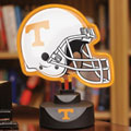 Tennessee Vols NCAA College Neon Helmet Table Lamp