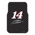 Tony Stewart #14 NASCAR Car Floor Mat