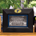 "St. Louis Blues NHL 8"" x 10"" Black Horizontal Picture Frame"