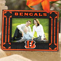 "Cincinnati Bengals NFL 6.5"" x 9"" Horizontal Art-Glass Frame"