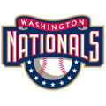 Washington Nationals Logo Fathead MLB Wall Graphic