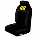 Jimmie Johnson #48 NASCAR Car Seat Cover