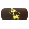 "Iowa Hawkeyes NCAA College 14"" x 8"" Beaded Spandex Bolster Pillow"