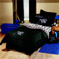 Tampa Bay Devil Rays Team Denim Full Comforter / Sheet Set