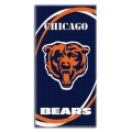 "Chicago Bears NFL 30"" x 60"" Terry Beach Towel"