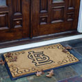 St. Louis Cardinals MLB Rectangular Outdoor Door Mat