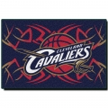 "Cleveland Cavaliers NBA 20"" x 30"" Tufted Rug"