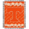 "Tennessee Volunteers NCAA College Baby 36"" x 46"" Triple Woven Jacquard Throw"