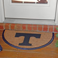 Tennessee Vols NCAA College Half Moon Outdoor Door Mat