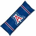 "Arizona Wildcats NCAA College 19"" x 54"" Body Pillow"