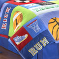 Game On Twin Kids Comforter