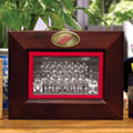 "Detroit Redwings NHL 8"" x 10"" Brown Horizontal Picture Frame"