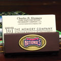 Washington Nationals MLB Business Card Holder