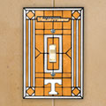 Tennessee Vols NCAA College Art Glass Single Light Switch Plate Cover