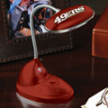 San Francisco 49ers NFL LED Desk Lamp